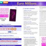 Projet LoteriePlus.com de Studioclick