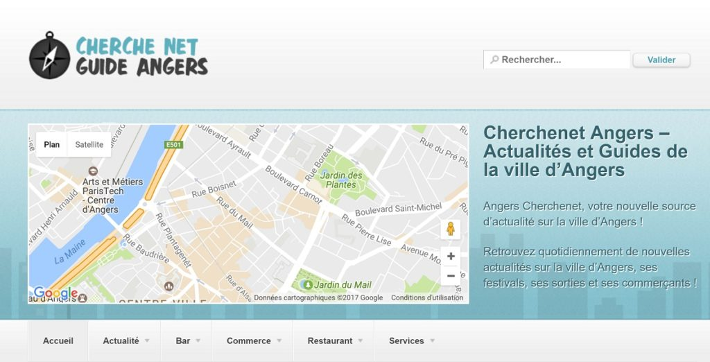 Cherchenet Angers