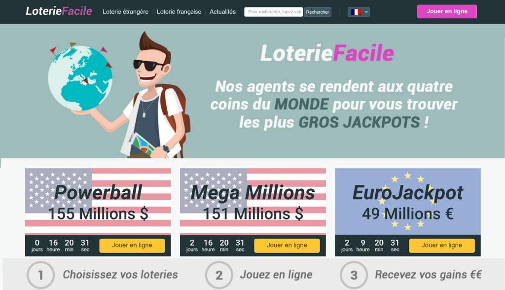 Loterie Facile : les loteries étrangères