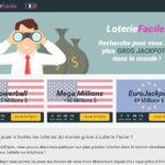 Projet Loterie Facile de Studioclick