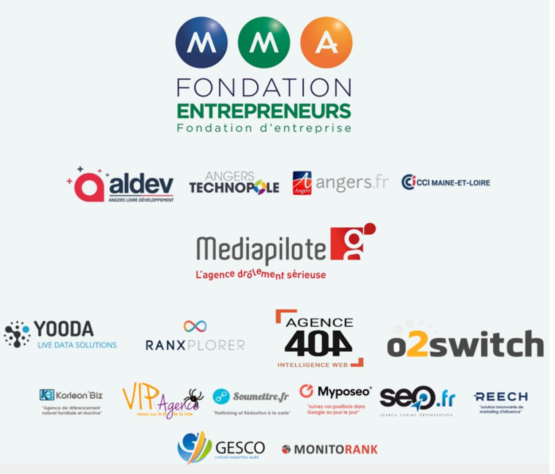 Sponsors du WebCampDay 2017