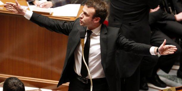 Emmanuel Macron, une marque à lui tout seul