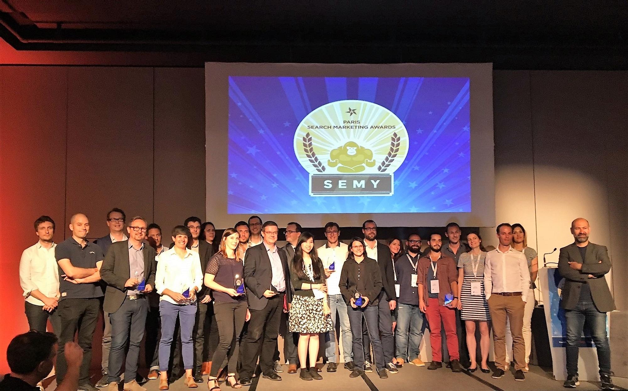 Semy Awards : les lauréats de l'édition 2017